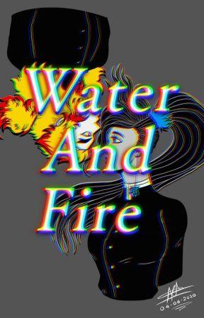 Water And Fire [KyojuroRengokuXOc] by DrakonianWarrior