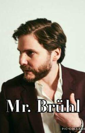 Mr. Brühl   Daniel Brühl by lydiapalmer221b