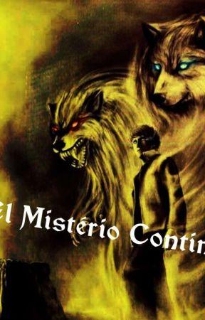 Desentrañando el misterio. by jullyBarreto