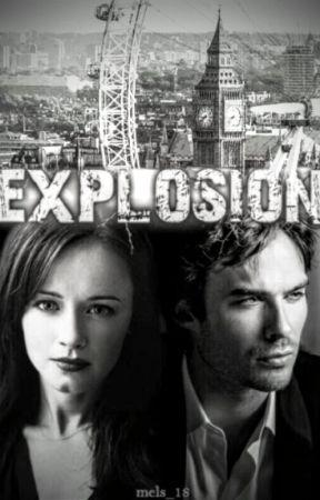 Explosion- Ian Somerhalder by LilianaGioia