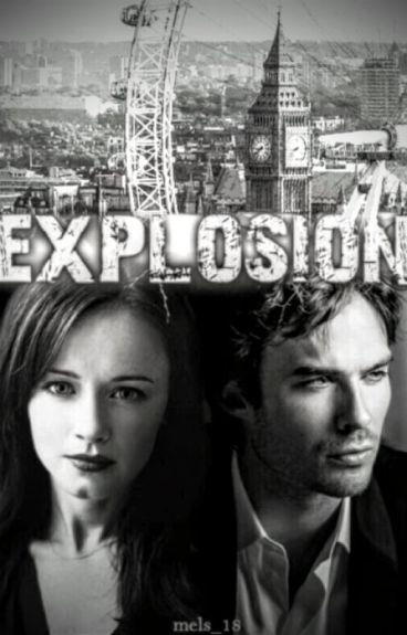 Explosion- Ian Somerhalder (#Wattys2016) by LilianaGioia