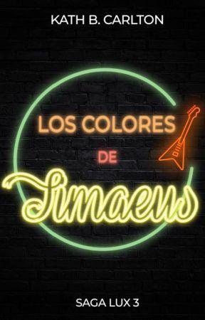 SAGA LUX III   Los colores de Timaeus by Kath_B_Carlton
