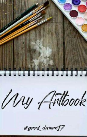 Mein Artbook  by good_damon17
