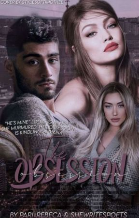 The Obsession ( 18+ ) by pari-rebeca