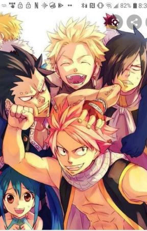 My 7 Dragons by NWElmoFairyTail