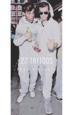 27 Tattoos | Larry by reemtors