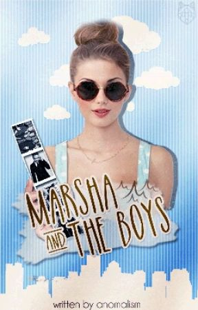 Marsha & The Boys by hobinulis