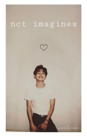 nct imagines by _kpopwolfie_