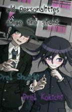 °• Old Personalities Since The Start •° // Pre! Shuichi x Pre! Kokichi by littleann_gacha