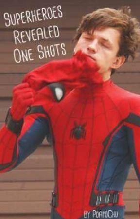 Superheroes Revealed One Shots by Poayochu