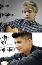 Same Mistakes - AU Ziall Fanfic by DestielAndZiall