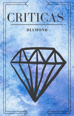 CRÍTICAS DIAMOND  by EditorialDiamond