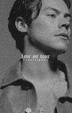 LOVE ON TOUR ✩ HARRY STYLES by heartsighss