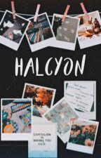 Halcyon   ━  𝐬𝐭𝐚𝐫 𝐰𝐚𝐫𝐬, 𝐭𝐡𝐞 𝐜𝐥𝐨𝐧𝐞 𝐰𝐚𝐫𝐬 by -ahsoka