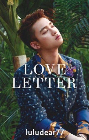 Love Letter; Do Kyungsoo