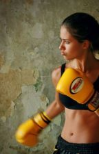 Boxing Girl by Wantedmy