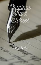 Original Short Stories (And other stuff) by Ari-The-Writer-Enby