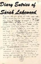 Diary Entries of Sarah Lakewood by Pratibha_Saxena