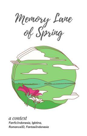 Kontes Musim Semi 2020: Memory Lane of Spring by RomanceId