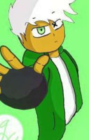 Fukushu Ochita (Me) by GreenLeComic