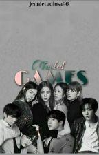Twisted Games|| BP x BTS  by jennietudiosa96