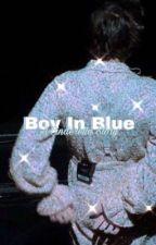 Boy In Blue: Larry Stylinson  by -allthefookinglove