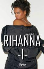 Rihanna by Pardsy