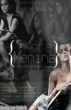 Chora Menina by Carlalb