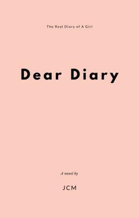Dear Diary by meeblings24