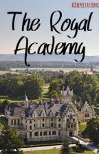 The Royal Academy by xxexpectationxx