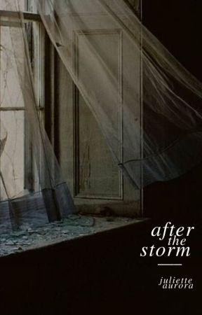 after the storm | #loveintragedy by Juliette_Aurora