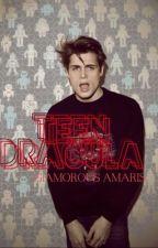 Teen Dracula by GlamorousAmaris