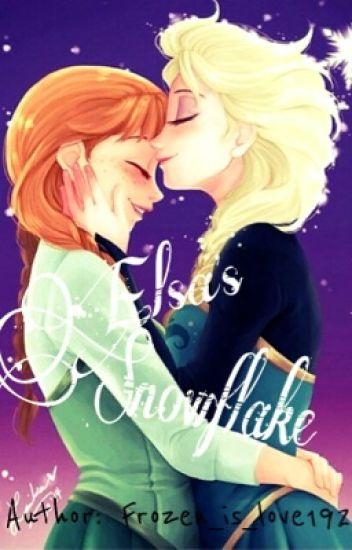 Elsanna: Elsa's Snowflake