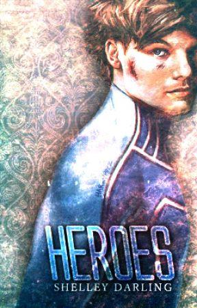 Heroes (Larry AU) by yorktea