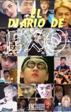 El diario de EXO © by girichen