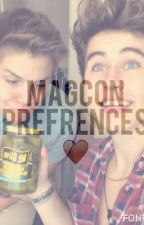 Magcon prefrences by BasicMagconfan