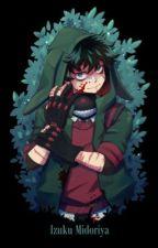 Vigilante Viridity (Vigilante Deku) (TodoDeku) by Babe_Zilla_