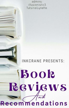 Book Reviews and Recommendations by Inkcrane