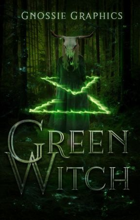 Green Witch Graphics by Gnossie