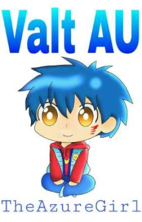 Valt AU by TheAzureGirl