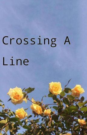 Crossing A Line (ManXMan) by bigwetbilly