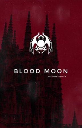 Blood Moon • Serana Volkihar by widows-venom