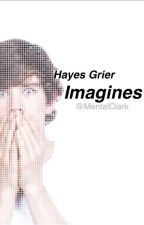 Hayes grier imagines by MentalClark