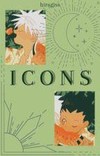 Aesthetic Anime Icons by sakurhyme
