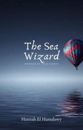 The Sea Wizard by HannahElHamalawy