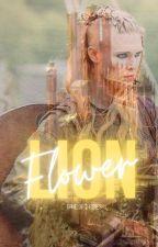 Lion Flower by JingleJester