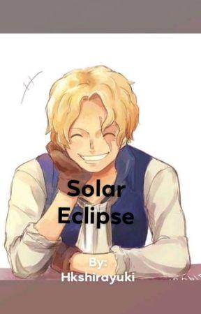 Solar Eclipse (Sabo X Reader) by HKshirayukiHK