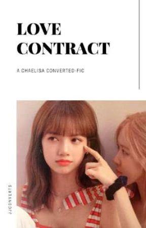 Love Contract | CHAELISA by jjconverts