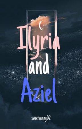 Ilyria and Aziel by sweetsunny02