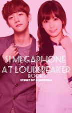 Si Megaphone at Loudspeaker [Book 1:COMPLETED] by jhopienism